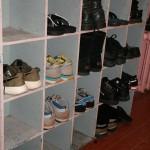 Обувь - порядок в доме